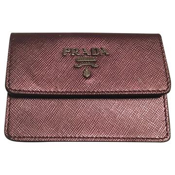 Tweedehands Prada Wallet