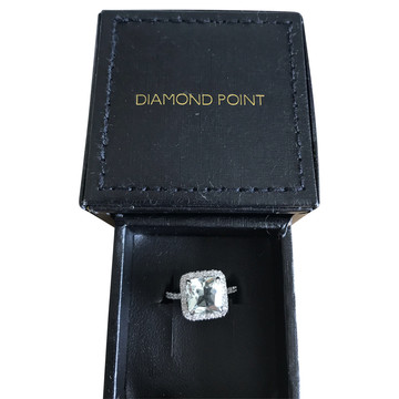 Tweedehands Diamond Point Sieraad