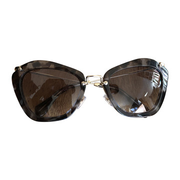 Tweedehands Miu Miu Sonnenbrille