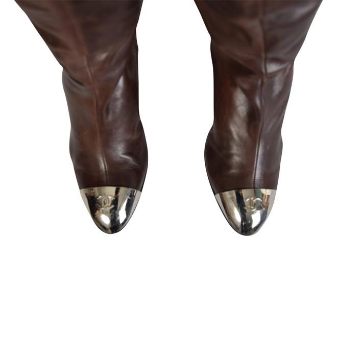 tweedehands Chanel Laarzen