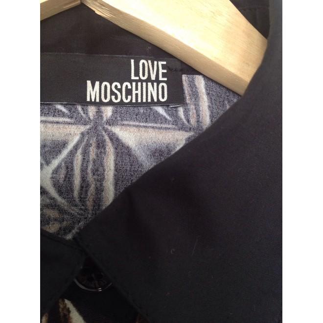 tweedehands Moschino Blouse