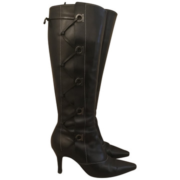 Tweedehands Salvatore Ferragamo Stiefel