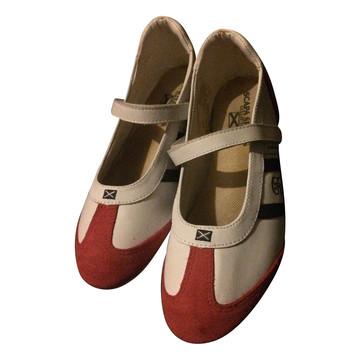 Tweedehands Scapa Platte schoenen