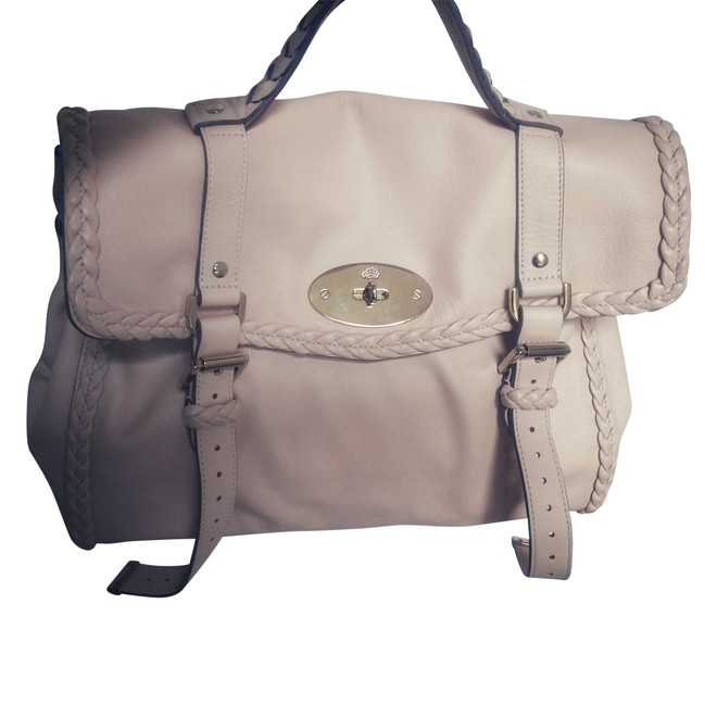 tweedehands Mulberry Handtas