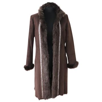 Tweedehands Balmain Jacke oder Mantel