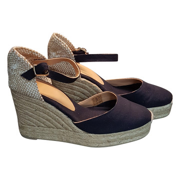 Tweedehands Castañer Wedges
