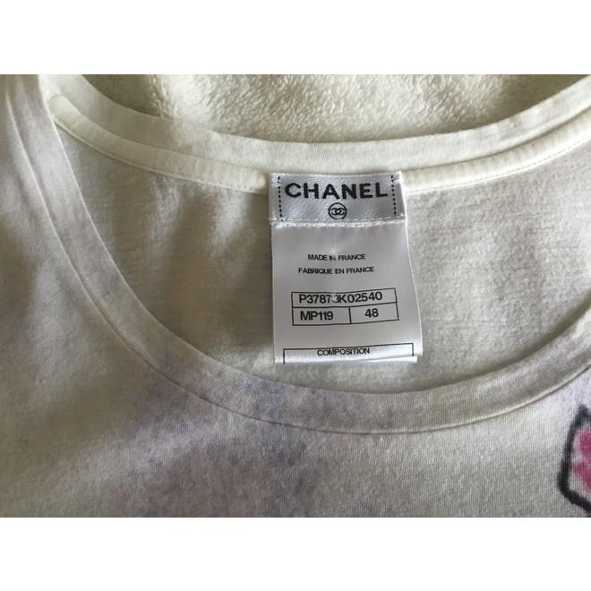 tweedehands Chanel Top
