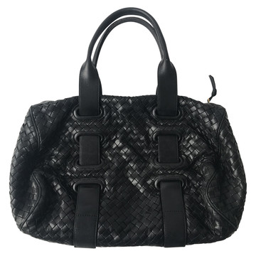 Tweedehands Bottega Veneta Schoudertas
