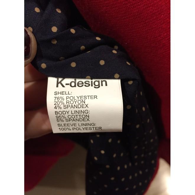 tweedehands K-design Blazer