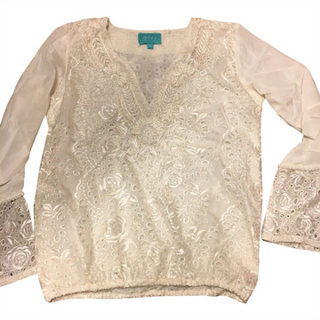 Tweedehands TAJ by Sabrina Crippa Bluse