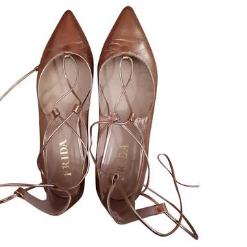 Tweedehands Frida Flache Schuhe