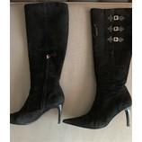 tweedehands Versace Laarzen