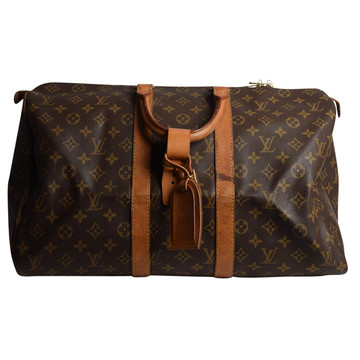 Tweedehands Louis Vuitton Keepall 45 Handtas