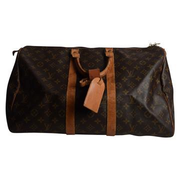 Tweedehands Louis Vuitton Keepall 45 Handtas
