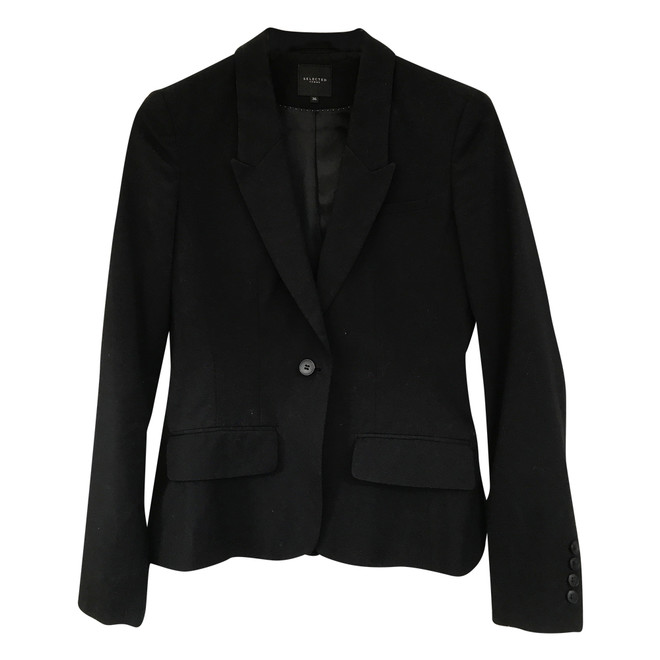 get cheap 1f17f d745a tweedehands selected femme Blazer ...