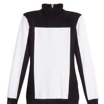 Tweedehands H&M x Balmain Trui of vest