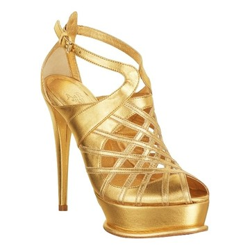 Tweedehands H&M X  Anna dello Russo Pumps