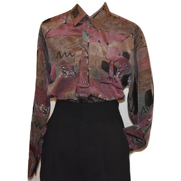 Tweedehands Christian Dior Blouse