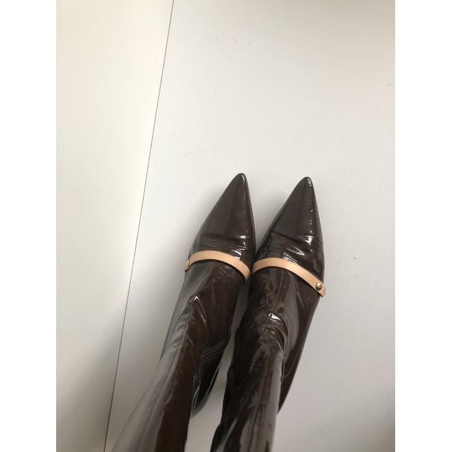 tweedehands Louis Vuitton Stiefel