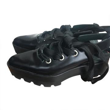 Tweedehands Mulberry Flache Schuhe