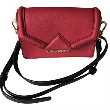 Tweedehands Karl Lagerfeld Shoulderbag