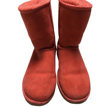 Tweedehands Uggs Flache Schuhe