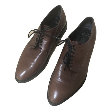 Tweedehands Noë Antwerp Platte schoenen