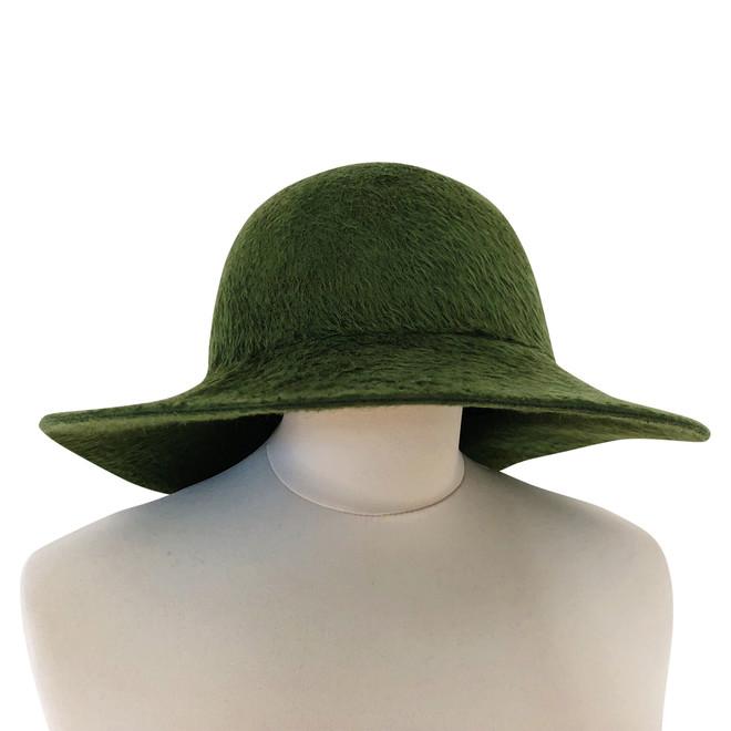 tweedehands Borsalino Hut oder Mütze