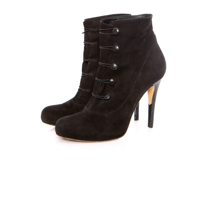 tweedehands Paul Warmer Ankle boots