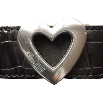 Tweedehands Moschino Belt