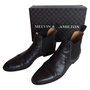 Tweedehands Melvin & Hamilton  Ankle boots