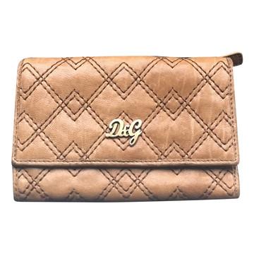 Tweedehands Dolce & Gabbana Portemonnaie