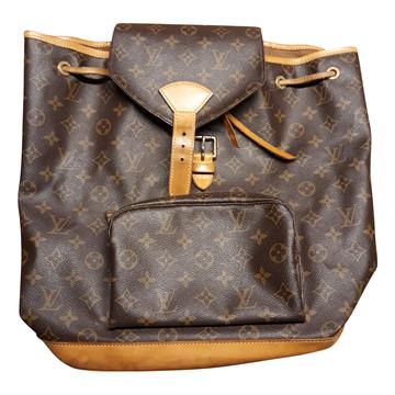 Tweedehands Louis Vuitton Bagpack