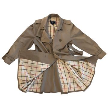 Tweedehands Burberry Jacke oder Mantel