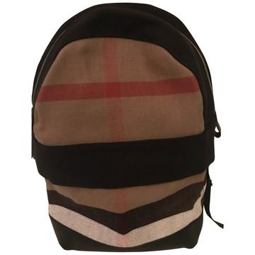 Tweedehands Burberry Bagpack