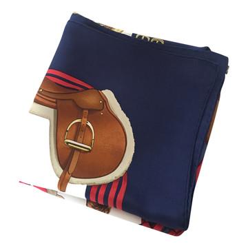 Tweedehands Hermès Paris Schal oder Tuch