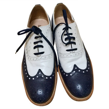 Tweedehands Ab Donkers  Lace ups