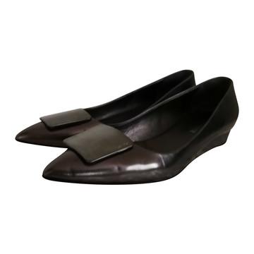Tweedehands Jil Sander Platte schoenen