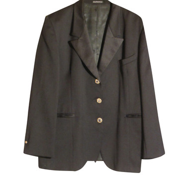 Tweedehands Burberry Blazer