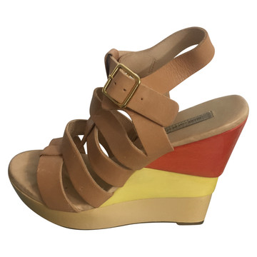 Tweedehands Diane v. Furstenberg Wedges