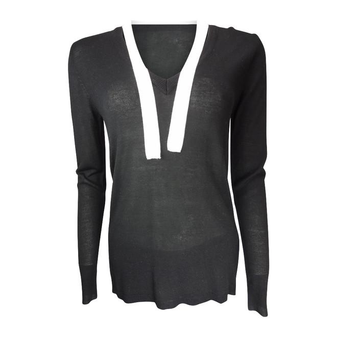 tweedehands Balmain Trui of vest