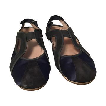 Tweedehands High Platte schoenen