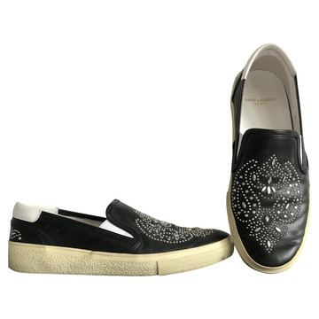 Tweedehands Saint Laurent Paris Flache Schuhe
