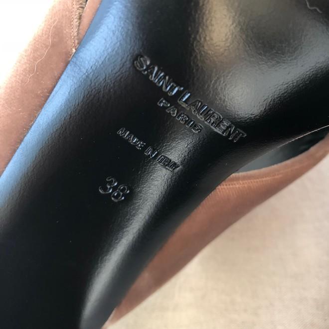 tweedehands Saint Laurent Paris Pumps