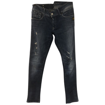 Tweedehands RAW correctline Jeans
