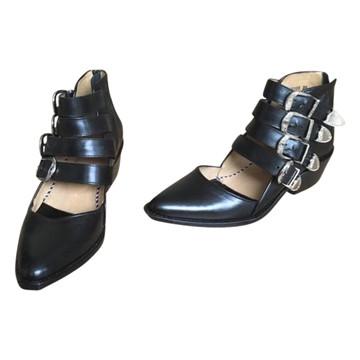 Tweedehands Toga Pulla Platte schoenen