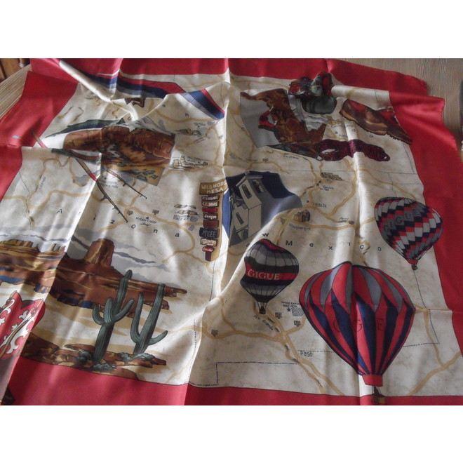 tweedehands Gigue Sjaal