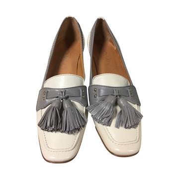 Tweedehands Voltan Flache Schuhe