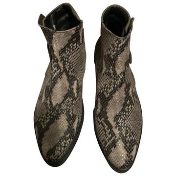Tweedehands Floris van Bommel Ankle boots