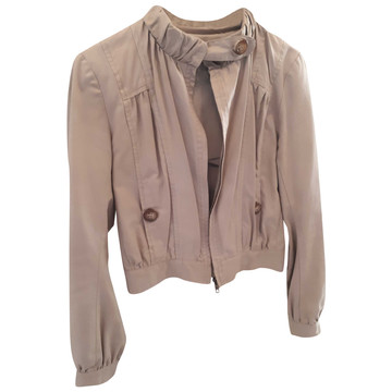 Tweedehands Bruuns Bazaar Jacke oder Mantel